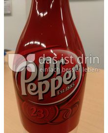 Produktabbildung: Dr. Pepper Dr. Pepper Original 0,5 l