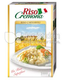 Produktabbildung: Riso Cremona Carnaroli - italienischer Superfino Risottoreis 1000 g