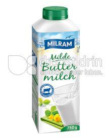 Produktabbildung: MILRAM Milde Buttermilch 750 g