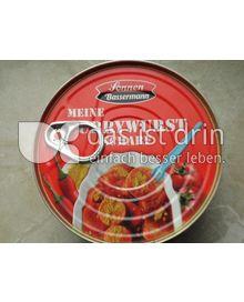 Produktabbildung: Sonnen-Bassermann Meine Currywurst scharf 400 g