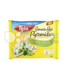 Produktabbildung: Gemüse–Reis Pyramiden Grüne Mischung 440 g