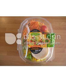 Produktabbildung: Saladinettes Tomate-Karotte & Mais Salat mit French Dressing. 300 g