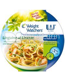 Produktabbildung: Weight Watchers Linguine al Limone. 350 g