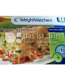 Produktabbildung: Weight Watchers Penne Schinken Auflauf 400 g