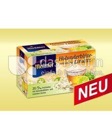 Produktabbildung: Meßmer Holunderblüte-Limette 45 g