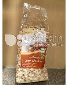 Produktabbildung: Verival Kokosfrüchte Müslitraum 325 g