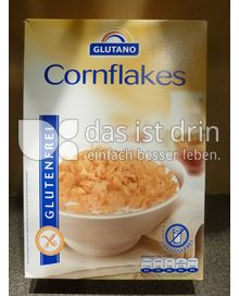 Produktabbildung: Glutano Cornflakes 375 g