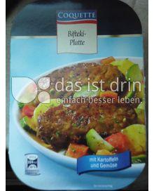 Produktabbildung: COQUETTE Bifteki-Platte 300 g