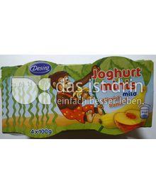 Produktabbildung: Desira Joghurt minis mild 0,004 g