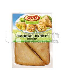 Produktabbildung: SOTO Vegetarische Spezialitäten Empanadas Tex-Mex 250 g