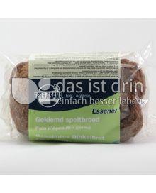 Produktabbildung: TerraSana Essener Gekeimtes Dinkelbrot 400 g