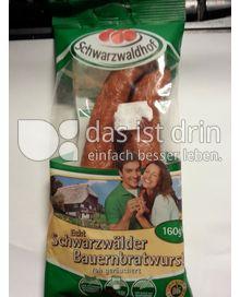 Produktabbildung: Schwarzwaldhof Echter Schwarzwälder Bauernbratwurst 160 g