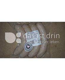 Produktabbildung: Lecker und Liebe Extra-Sattmacherchiliwurst 350 g