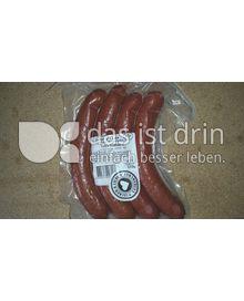 Produktabbildung: Lecker und Liebe Extra-Rindswurst 350 g