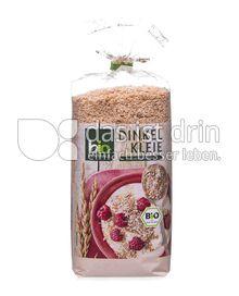 Produktabbildung: bio ZENTRALE Dinkel Kleie 250 g