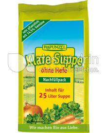 Produktabbildung: Rapunzel Klare Suppe ohne Hefe Nachfüllpack 500 g