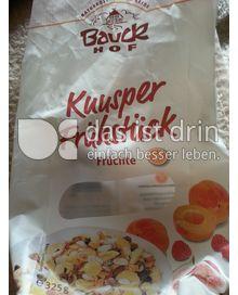 Produktabbildung: Knusper Frühstück Müsli 325 g