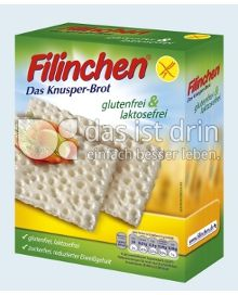 Produktabbildung: Filinchen Das Knusper-Brot 100 g
