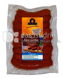 Produktabbildung: Höhenrainer Puten-Käse-Griller