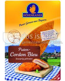 Produktabbildung: Höhenrainer Puten-Cordon Bleu 300 g