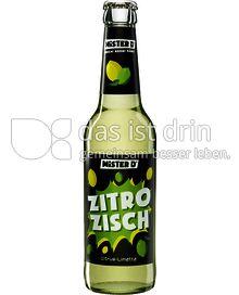 """Produktabbildung: MISTER D """"Zitro Zisch"""" 0,33 l"""