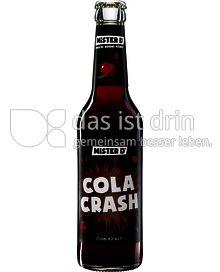 "Produktabbildung: MISTER D ""Cola Crash"" 0,33 l"
