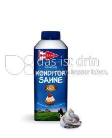 Produktabbildung: Hansano Frische Konditorsahne 330 g