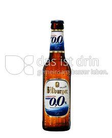 Produktabbildung: Bitburger Bitburger 0,0% alkoholfreies Pils 0,33 l