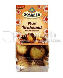 Produktabbildung: Sommer Dinkel Heidesand 150 g