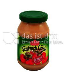 Produktabbildung: Kunella Sandwichcreme Tomate 250 ml