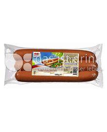 Produktabbildung: real Quality Curry Fleischwurst 540 g