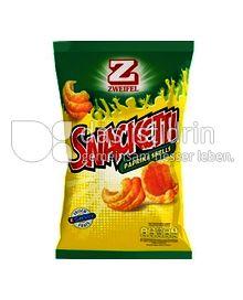 Produktabbildung: Snacketti Paprika Shells 75 g