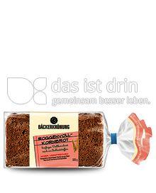 Produktabbildung: Bäckerkrönung Roggenvollkornbrot 500 g