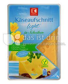 Produktabbildung: K-classic Käseaufschnitt 250 g