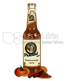 Produktabbildung: Proviant Berlin NaturCola & Orange (Bio) 330 ml