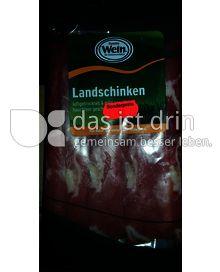 Produktabbildung: Familie Wein Landschinken 80 g
