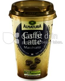 Produktabbildung: Alnatura Caffe Latte Macchiato 230 ml