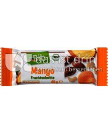 Produktabbildung: dmBio Mango Fruchtschnitte 40 g