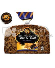 Produktabbildung: Mühlengold Chia & Vital Weizenbrot 500 g