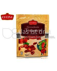 Produktabbildung: Cucina Getrocknete Tomaten in Stücken 125 g