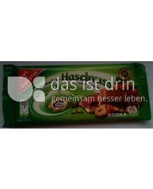Produktabbildung: Gut & Günstig Alpenrahm-Haselnuss 100 g