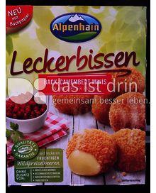 Produktabbildung: Leckerbissen Back-Camembert Minis 6 St.