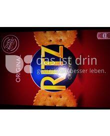 Produktabbildung: Ritz Crackers Salzgebäck 200 g
