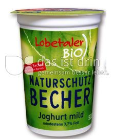 Produktabbildung: Lobetaler Bio Joghurt mild 500 g