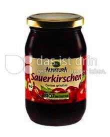 Produktabbildung: Alnatura Sauerkirschen 360 g