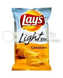 Produktabbildung: Lay's Light gesalzen 150 g