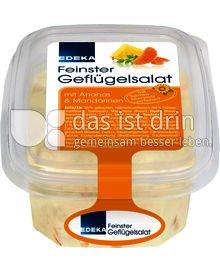 Produktabbildung: Edeka Feinster Geflügelsalat Geflügelsalat 150 g