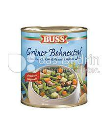 Produktabbildung: Buss Grüner Bohneneintopf 800 g