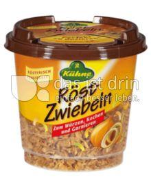 Produktabbildung: Kühne Röstzwiebeln 100 g