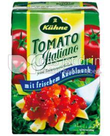 Produktabbildung: Kühne Tomato Italiano mit frischem Knoblauch 370 g